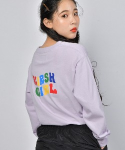 SMALL CHERRY L/S TEE