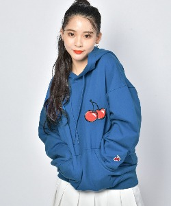 MIDDLE CHERRY HOODIE