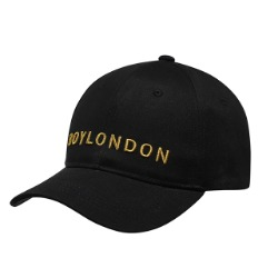 BOY LONDON Lettering Ballcap - BLACK