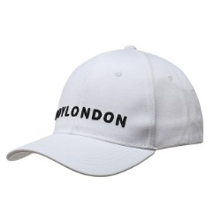 BOY LONDON Lettering Ballcap - WHITE