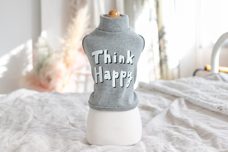 Think Happy Tank / Grey