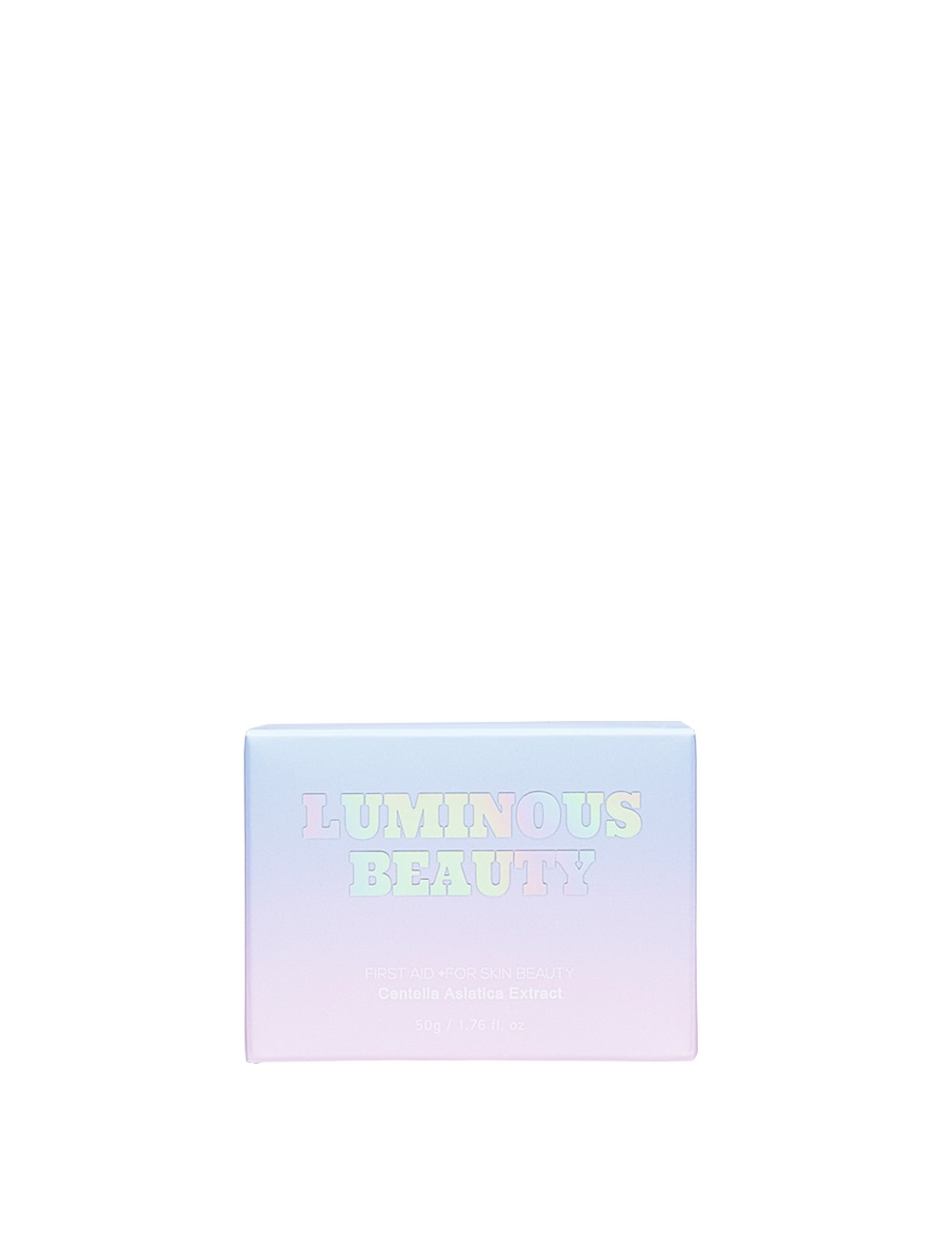 [LUMINOUS BEAUTY] WATER CICA GEL CREAM - ディアシスター (DEAR SISTER) 公式サイト