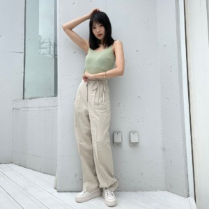 [one have it] summer knit camisole