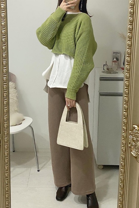 Latte color pants