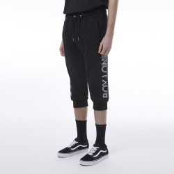 BOY LONDON 3/4 Jogger - BLACK