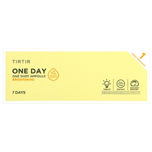 ONE DAY ONE SHOT AMPOULE (BRIGHTENIG)