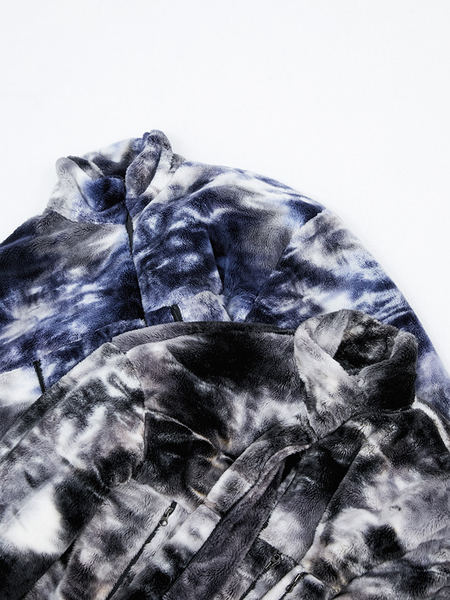 韓国ブランド「OPEN THE DOOR」のtie-dye fever jumper (2 color) - men