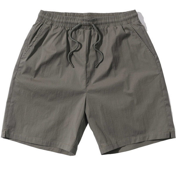 韓国ブランド「PRIMAUTER」のPM READY TO SUMMER ½ SHORTS (Cement Khaki)