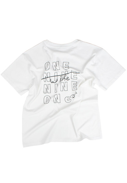 韓国ブランド「1991」の[with YANGBOKJUM ] 1wine91 tee