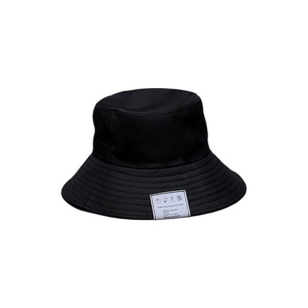 韓国ブランド「DXOH」の[DXOH] LABEL BUCKET HAT