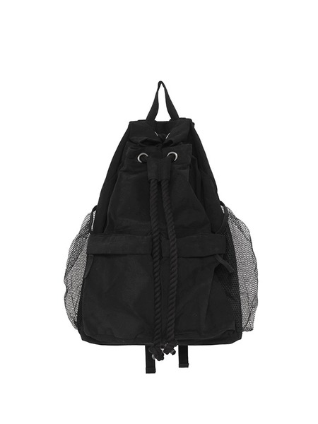 韓国ブランド「OPEN THE DOOR」のrope big backpack