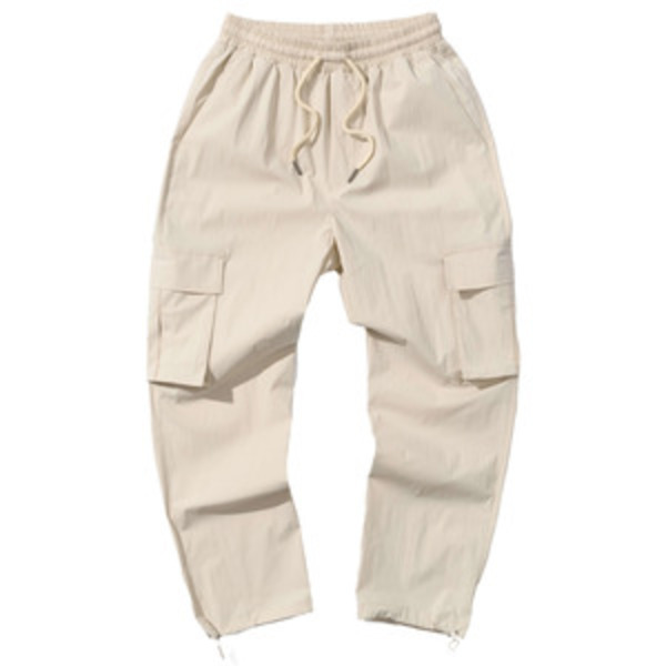 韓国ブランド「PRIMAUTER」のPM READY TO STRING PANTS (Ivory)