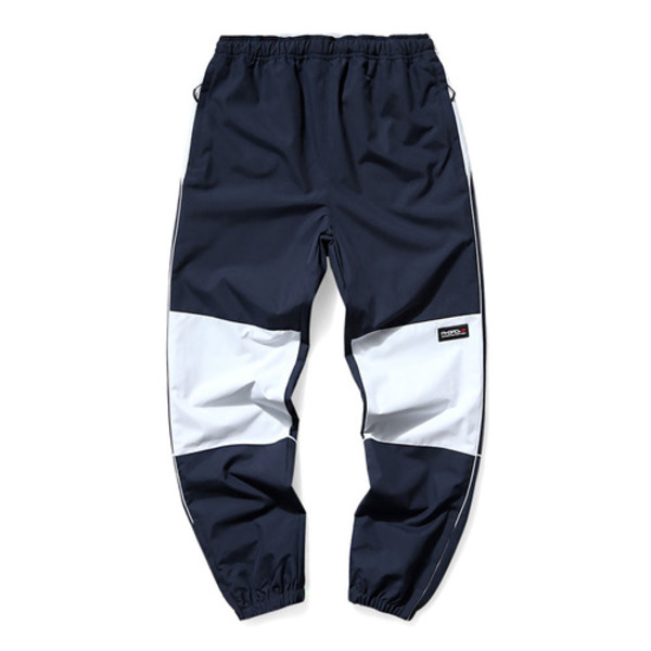 韓国ブランド「mahagrid」のHEAVYDUTY TRACK PANTS[NAVY]