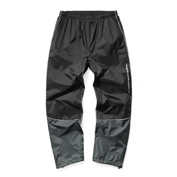 韓国ブランド「mahagrid」のREFLECTIVE TRACK PANTS[BLACK]