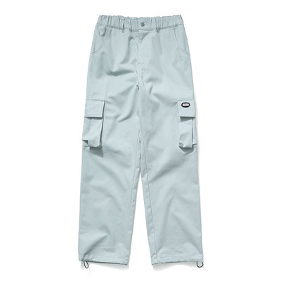 韓国ブランド「mahagrid」のJUNGLE CARGO PANTS[GREY]