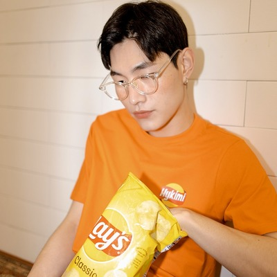 韓国ブランド「MYKIMI」の[MYKIMI X Ryongko] MY YUMMY : POTATO CHIP