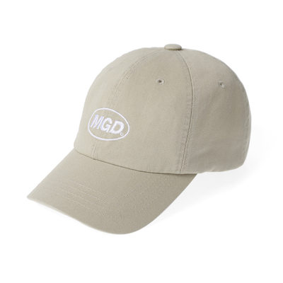 韓国ブランド「mahagrid」のMGD WASHED B.B CAP[BEIGE]